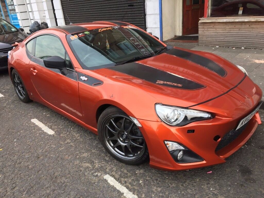 £8,995 Toyota GT86 D-4S 2.0 3dr