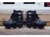 K2 FATTY PRO - Professional inline skates - MENS UNISEX skate