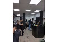 Barbers required. Busy location. Earn up to £110 a day!!!