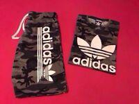 Men's Camouflage Shorts Set Brand New