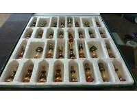 Fabris Venezia 1925 Solid brass and wood chess set RRP: €500 NEW