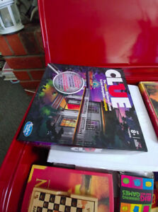 Moving Sale: Clue, The Board Game