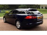 2014 Jaguar XF 2.2d (163) Premium Luxury 5dr Automatic Diesel Estate