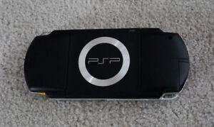 Sony PSP & 11 Games