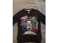 Womens XS limited edition KENZO jumper,