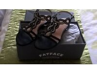 FAT FACE LADIES SANDALS BRAND NEW NEVER WORN