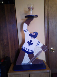 Toronto Maple Leafs Drink Stand (Butler).