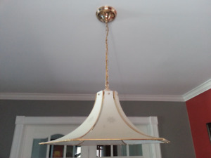 Frosted Glass Hanging Ceiling Light