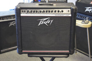"Peavey Bandit 112 ""Red Stripe"" 80W Combo Guitar Amp (15% OFF)"
