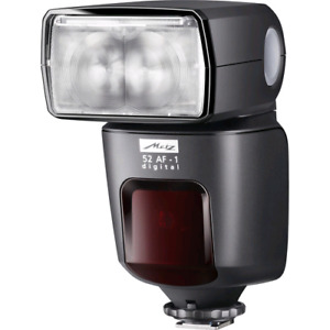 Metzmecablitz 52 AF-1 Touch-screen Flash for Nikon Cameras