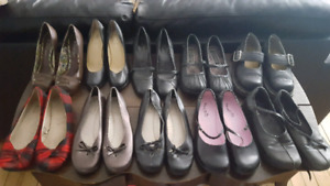 Multiple pairs of shoes