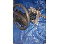 Land Rover Freelander 2 full steering column indicator stalks and wheel