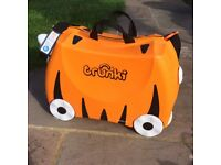 Trunki Ride On Suitcase Tipu The Tiger