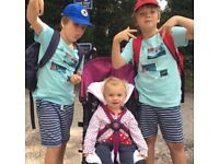 Live in Nanny / Au Pair + for 9 year old twin boys & 17 month old girl by the seaside