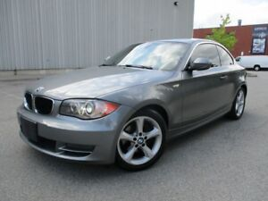 2011 BMW 128I i LEATHER EXTRA CLEAN