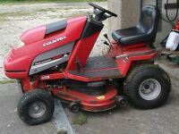 Ride on lawnmower. Countax C 600H