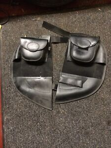 Street Glide Leather Lowers