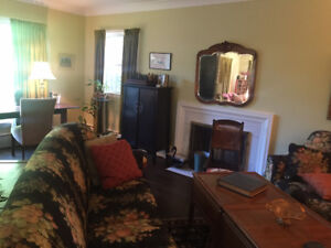 Furnished Rooms available in A Beautiful House