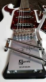 Hank Marvin 1964 Burns Guitar