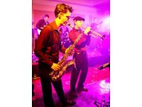 Saxophone and trumpet wanted for new soul band