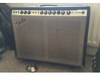 Fender Pro Reverb, 1976, MV, Footswitch, full working order, £700