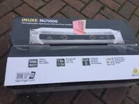 Behringer iNuke 1000 amplifier