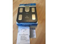 Omron Body Composition Monitor (body fat bathroom scales) - good as new