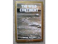 Australia : The Wild Continent, Michael Morcombe, Hardback, Very good condition