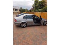 2004 BMW 320D M-Sport 4 Door Saloon (part only)