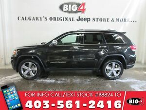 2016 Jeep Grand Cherokee Limited | 4x4 | Leather | 20 Wheels |