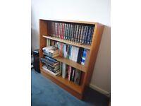 Retro Teak bookcase
