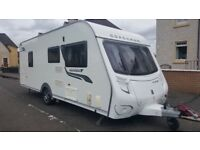 TOP OF THE RANGE COACHMAN AMARA 560/4 FIXED BED 2011/12 MODEL