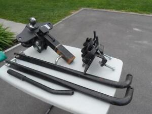 Torsion Bars and Tow Attachement