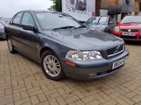Volvo (2004)S40, 1.8 SE 4dr, Automatic, Leather Seats
