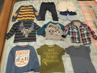 Boys clothes bundle age 2