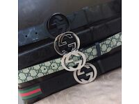 Gucci Belt - 4 styles - Genuine - Sizes - Gucci Belts
