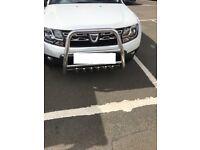 Dacia Duster Bullbar