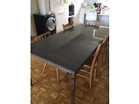 Table Grey TORSBY IKEA