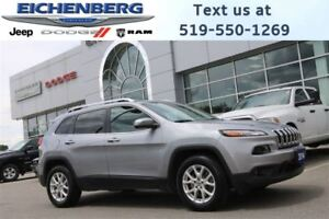 2014 Jeep Cherokee North 4X4 *ONE OWNER*
