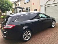Ford Mondeo Estate Titanium X, For Sale, Good Condition