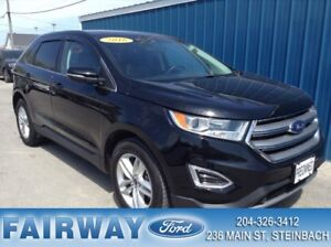 2016 Ford Edge SEL - AWD Lthr*Mnrf*NAV*Local 1 Owner