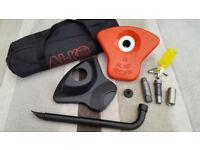 Alko Secure Wheel Lock No.15