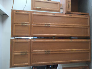 Kitchen Cabinets and Pantries
