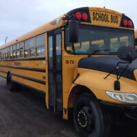 SCHOOL BUS DRIVERS NEEDED! NOW HIRING FOR THE UPCOMING YEAR!