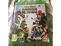 Plants Vs Zombies Garden Warfare On Xbox One