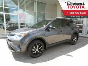 2016 Toyota RAV4 SE Locally Owned AND Serviced