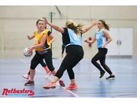 Competitive netball leagues in Clapham