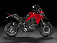 2017 Ducati Multistrada 950 Red 1,204 Miles | £109 pcm