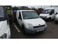Ford Transit Connect 200D SWB 2005