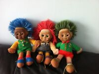 TOTS TV dolls with electronic book